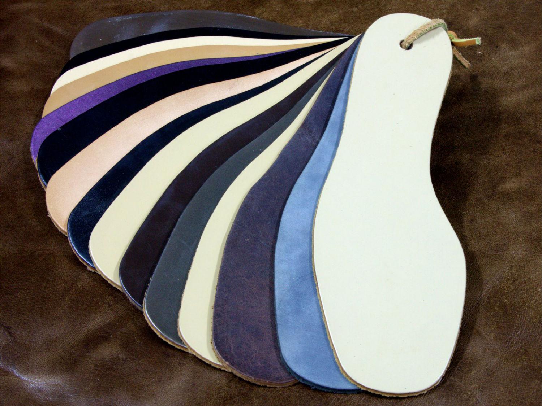 Paccapelo Pellami cuoio colorato